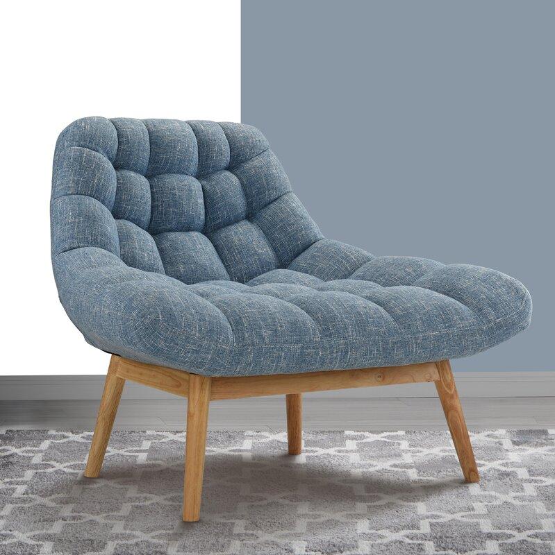 Wilcoxen Modern Plush Lounge Chair