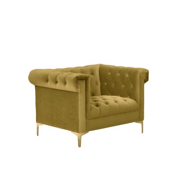 Mustard Yellow Accent Chair | Wayfair