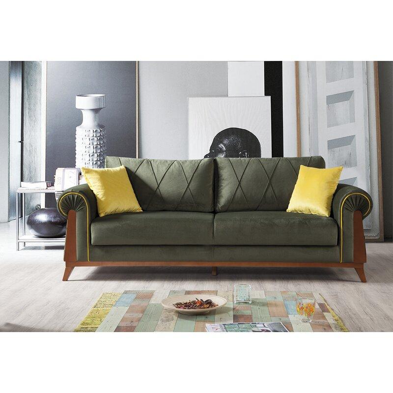 Corrigan Studio Lambert Sleeper Sofa Wayfair