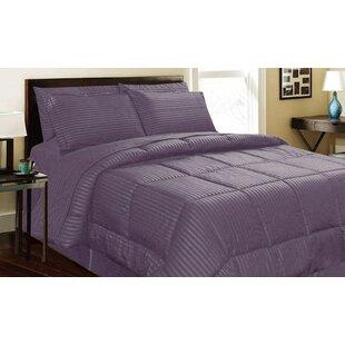 Mcclean Stripe Comforter Set