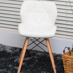 Diamond Designer Parson Chair