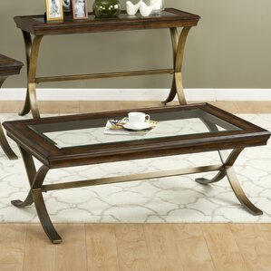 Heyworth Coffee Table by Darby Home Co