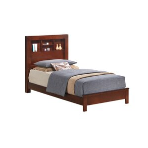 Brennen Panel Bed by Latitude Run