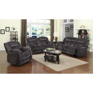 Sunset Trading Madison 3 Piece Living Room Set