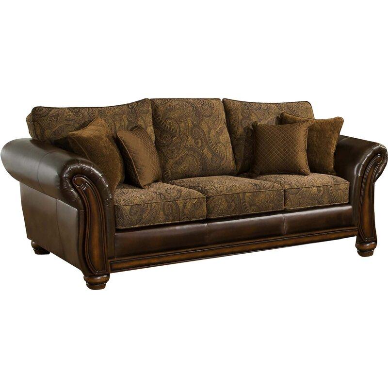 Charmant Simmons Upholstery Aske Sofa
