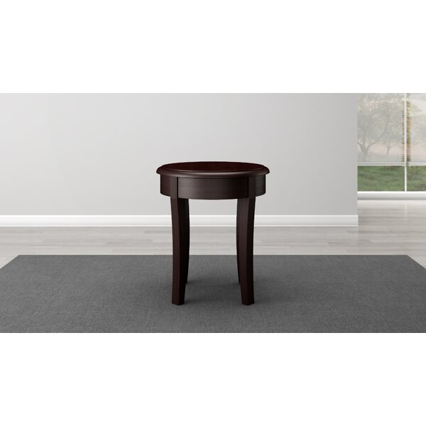 Furnitech Transitional End Table U0026 Reviews | Wayfair