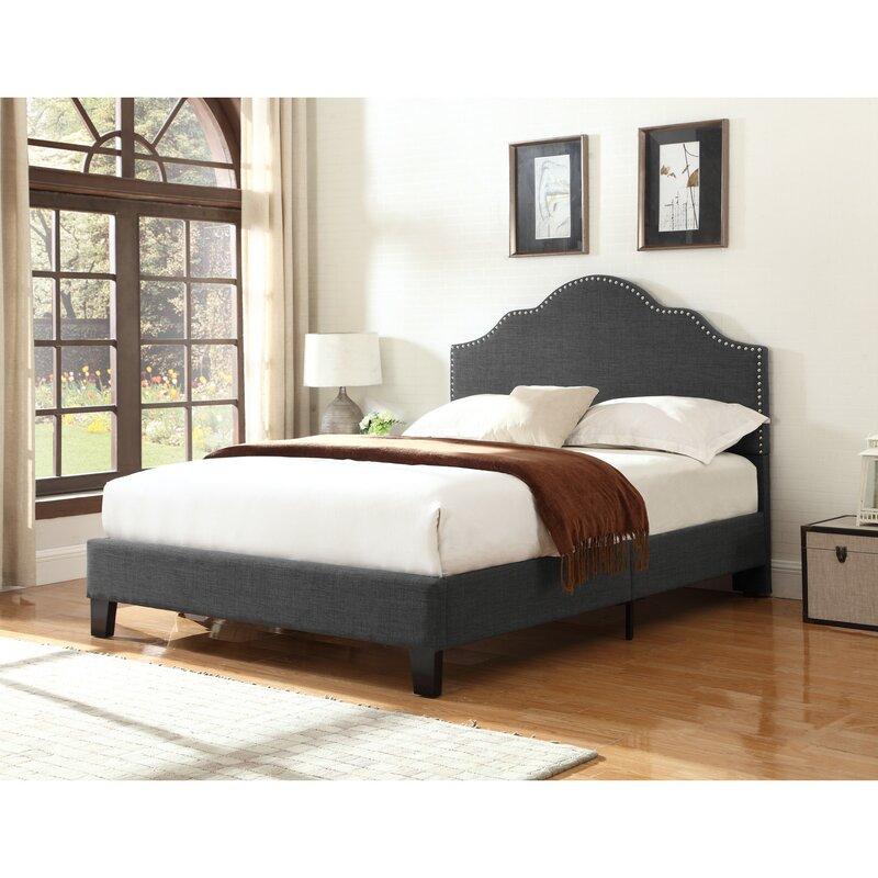 Trent Austin Design Kinnison Upholstered Standard Bed