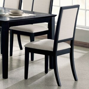 Louwe Side Chair (Set of 2) by Infini Furnishings