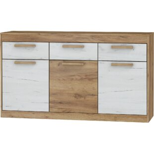 Columbia 3 Drawers Sideboard