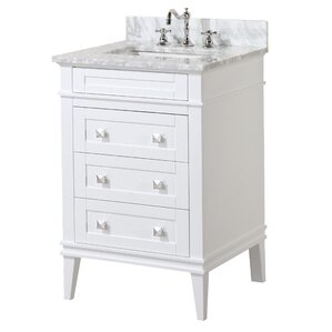 24 in bathroom vanity with sink. Eleanor 24  Single Bathroom Vanity Set Vanities Joss Main