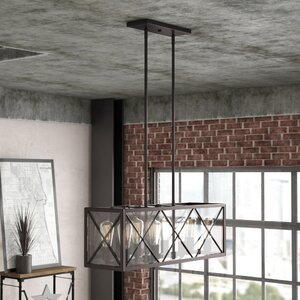 Harlon 8-Light Kitchen Island Pendant