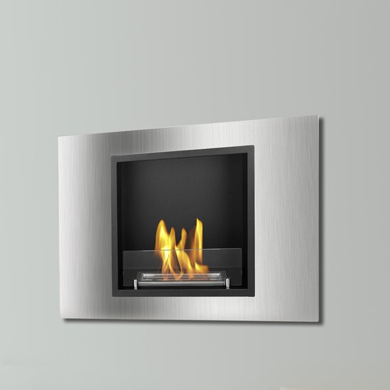 Ignis lima recessed ventless wall mounted ethanol fireplace lima recessed ventless wall mounted ethanol fireplace teraionfo