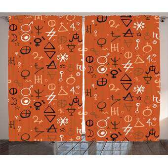 Loon Peak Kade Single Curtain Panel   Wayfair
