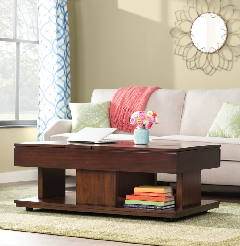 Darby Home Co Janene Lift Top Coffee Table & Reviews