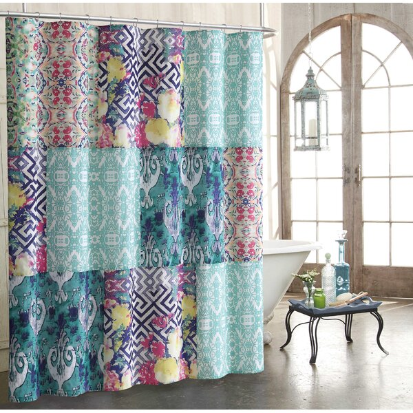Tracy porter florabella shower curtain reviews for Bella flora chaise lounge