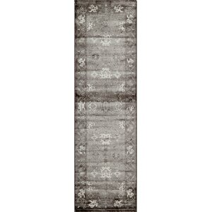 Buy Hindeloopen Charcoal Area Rug!