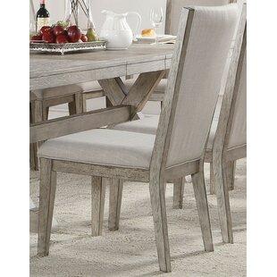 Kiester Upholstered Dining Chair (Set of 2)