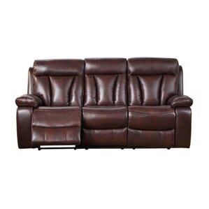 Lenny Power Reclining Sofa by Red Barrel Stu..