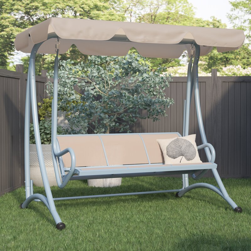 Marvelous Northfield Patio Swing With Stand