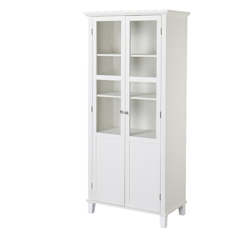 Great Bowe Hamilton 2 Door Storage Accent Cabinet