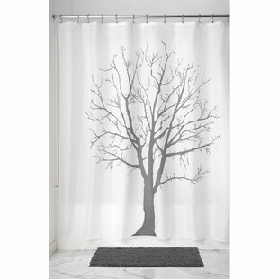Shower Curtain With Trees