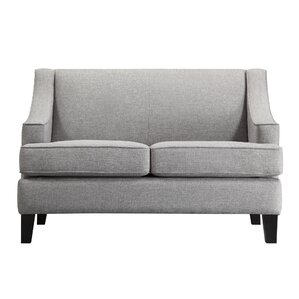 Rhinebeck Loveseat by Three Posts