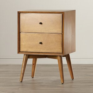 Small Nightstand nightstands & bedside tables you'll love | wayfair