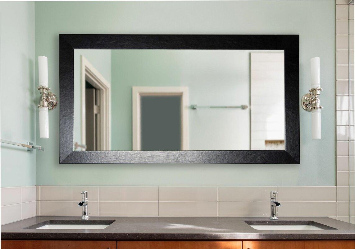 Rayne Mirrors Double Wide Vanity Mirror Amp Reviews Wayfair