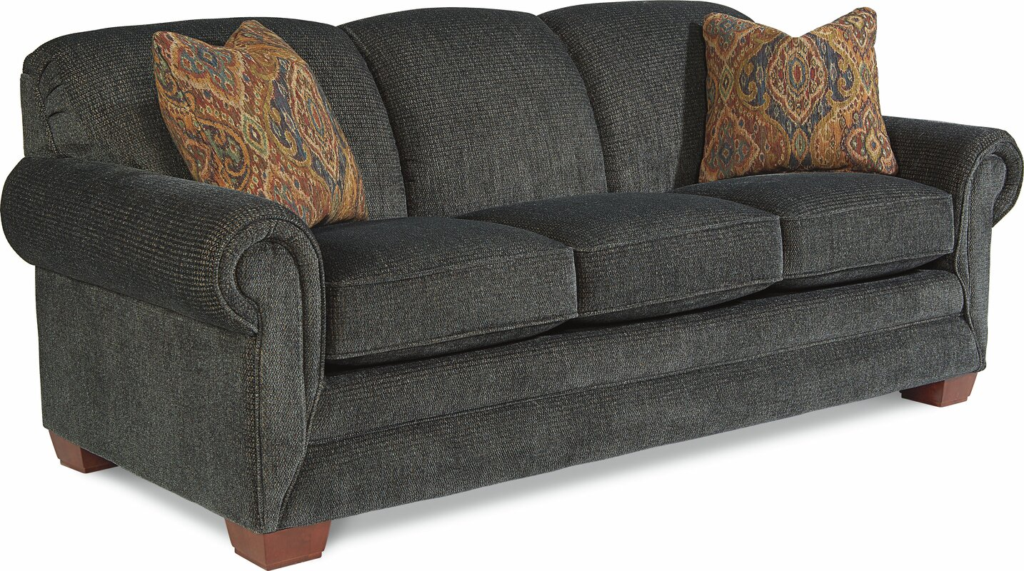 Lazy Boy Sectionals >> Lazy Boy Sofa La Z Boy Jackson 1 Rhf Corner 2 Static Sofa Seater In - TheSofa