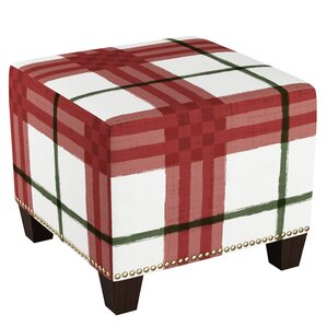 Rangel Nail Button Ottoman by August Grove