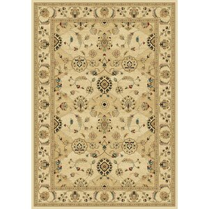 Deryca  Wheat Area Rug