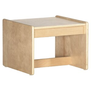 Home School Kids Rectangular End Table