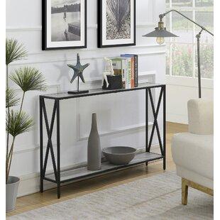 Very Narrow Sofa Table   Wayfair