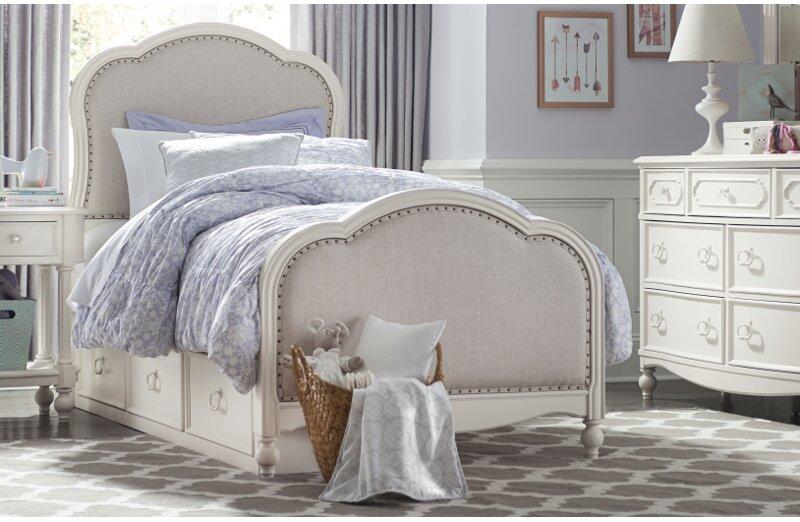 Nice Harmony By Wendy Bellissimo Panel Configurable Bedroom Set