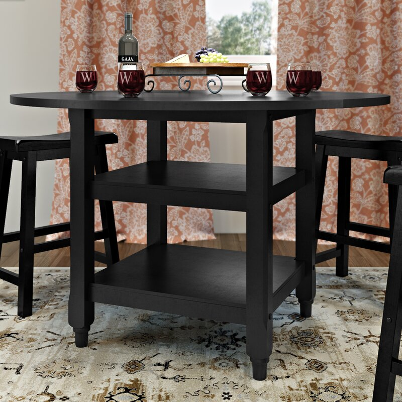 Bristol Point Drop Leaf Dining Table