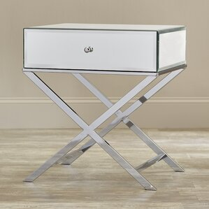 Desid?rio End Table With S..