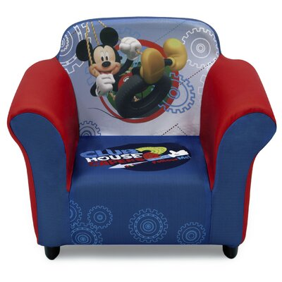 Merveilleux Disney Mickey Mouse Kids Club Chair