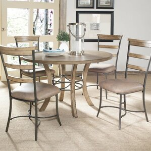Charlestown Round Dining Table by Hillsdale Furniture