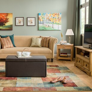 Chapel Multi-Coloured Rug by Andover Mills