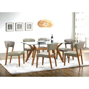 Josefine 7 Piece Dining Set by Infini Furnishings