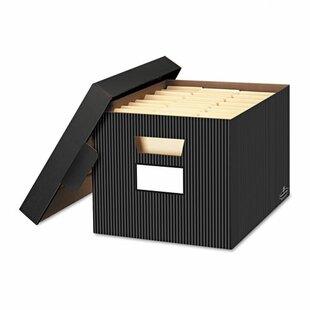 Exceptionnel Store/File Decorative Storage Box (Set Of 4)