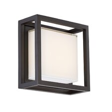 1-Light Outdoor Flush Mount
