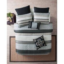 Crenshaw 8 Piece Comforter Set