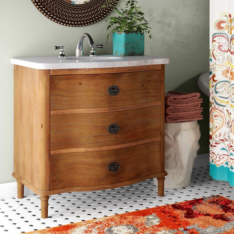 Blaire 36 Quot Bathroom Vanity Set Amp Reviews Birch Lane