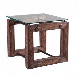 Mango End Table by Panama Jack Home