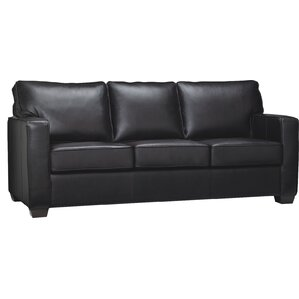 Ritter Leather Sleeper Sofa by..