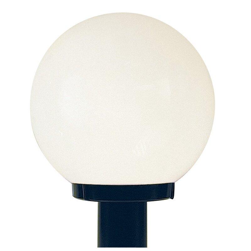Default nameSunset Lighting Globe Outdoor 1 Light Lantern Head   Reviews   Wayfair. Outdoor Lamp Post Globes. Home Design Ideas