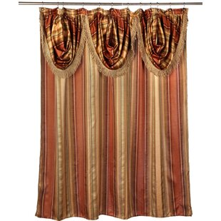 Shower Curtains With Valance Wayfair