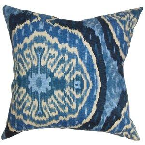 Boumehdi 100% Cotton Throw Pillow