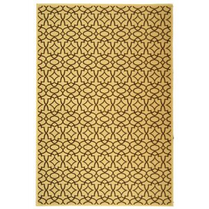 Newell Natural/Chocolate Outdoor Rug